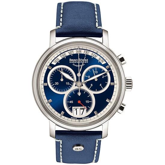 Bruno Söhnle Glashütte Uhren-Serie 17-13143-341 Herrenchronogra bei Uhrendirect - Markenuhren