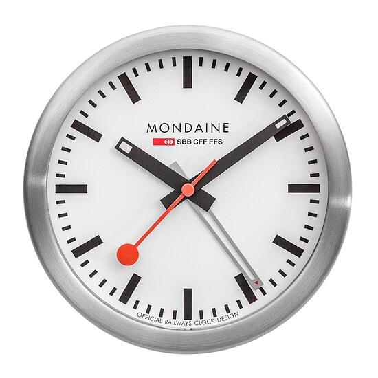Mondaine Bahnhofsuhr Mini Wanduhr A993.MCAL.16SBB