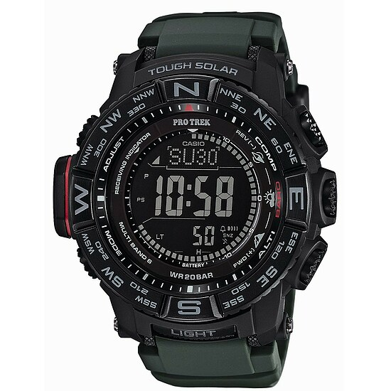 Uhren Pro Trek PRW-3510Y-8ER Monte Rosa