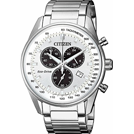Citizen Uhren-Serie Eco-Drive  AT2390-82A Herren-Chronograph