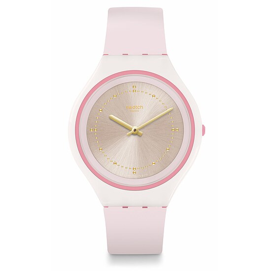 Swatch Uhr SVUP101 NEW SKIN BIG Skinblush