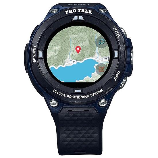 Pro Trek Smart OutdoorWatch WSD-F20A-BUUAAE Herrenuhr Uhrenserie Smart Watch