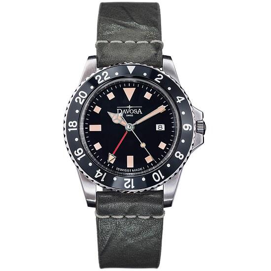 Herrenuhr von Taucher Vintage Diver 162.500.65