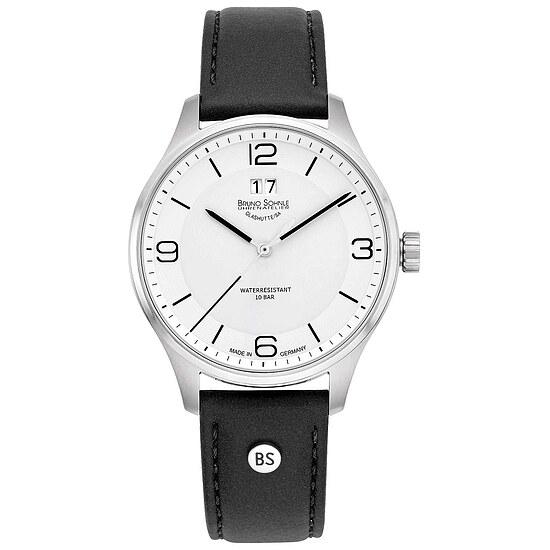 Glashütte Uhren-Serie 17-13199-961 Herrenuhr Padua