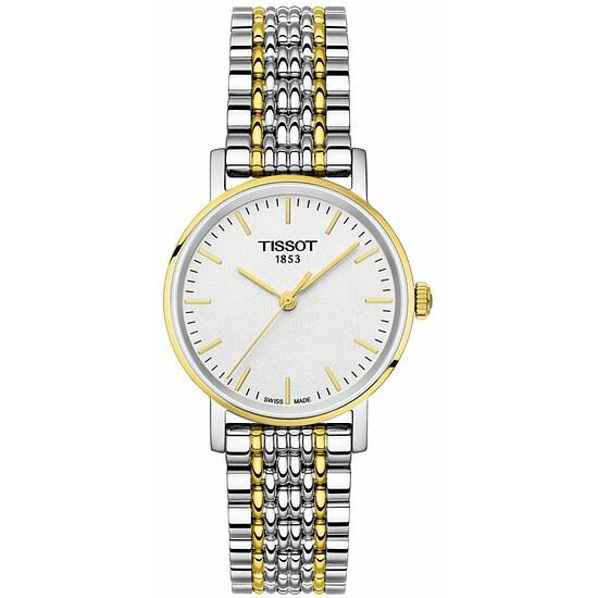 Tissot Everytime Lady T109.210.22.031.00 Damenuhr der Uhrenserie Tissot Everytime