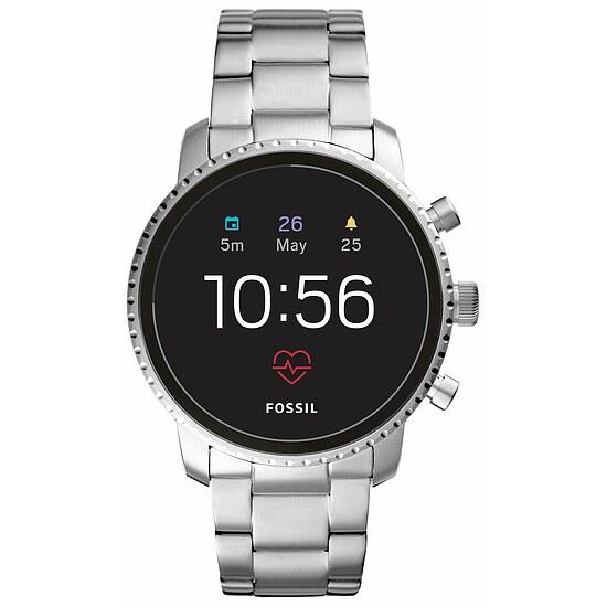 Fossil der Uhren-Serie Q Explorist FTW 4011 Smartwatch