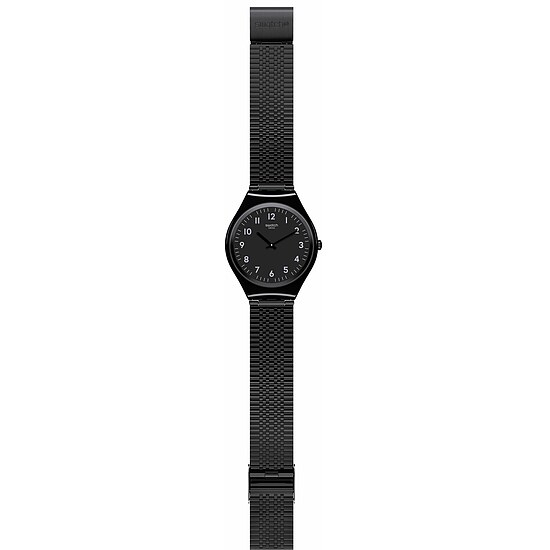 Swatch Uhr SYXB100GG SKIN IRONY Skincoal