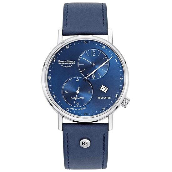 Bruno Söhnle Rondo Regulateur 17-12198-361 Herrenuhr der Uhren-Serie RONDO Automatik REGULATEUR
