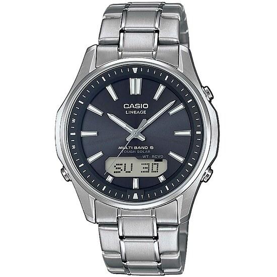 Uhren Funkuhr Wave Ceptor LCW-M100TSE-1AER