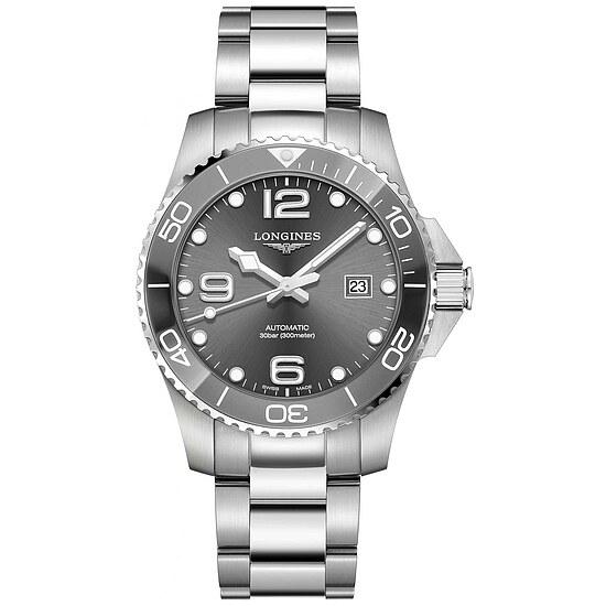 Longines HydroConquest L3.782.4.76.6 Herren-Sportuhr der Uhren-Serie HydroConquest Automatik