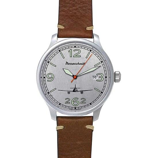 Uhren Fliegeruhr Quarz von ME262-42V