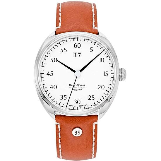 Glashütte Uhren-Serie 17-13209-921 Herrenuhr mit Grossdatum der Serie La Spezia