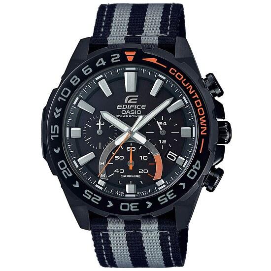 Uhren Edifice EFS-S550BL-1AVUEF