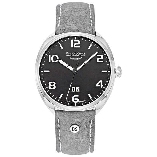 Glashütte Uhren-Serie 17-13209-763 Herrenuhr mit Grossdatum der Serie La Spezia 2