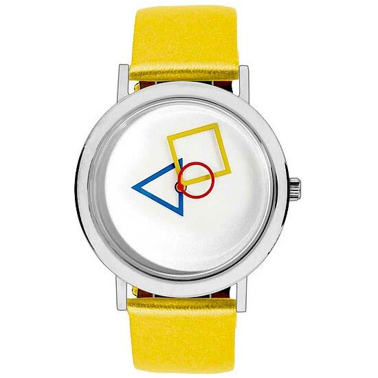Uhren Serie Bauhaus Quarz von 4D85G