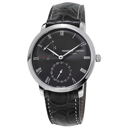 Herrenuhr FC-723GR3S6 der Uhrenserie Slimline Manufacutre Gangreserve