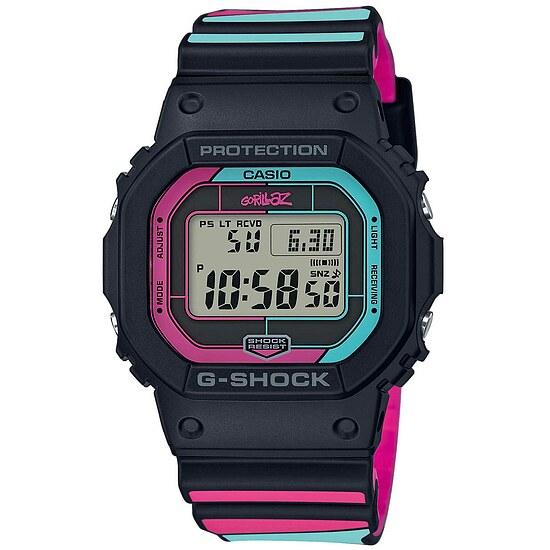 Uhren GW-B5600GZ-1ER Gorillaz
