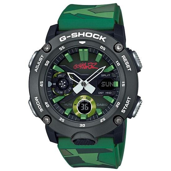 Uhren GA-2000GZ-3AER Gorillaz
