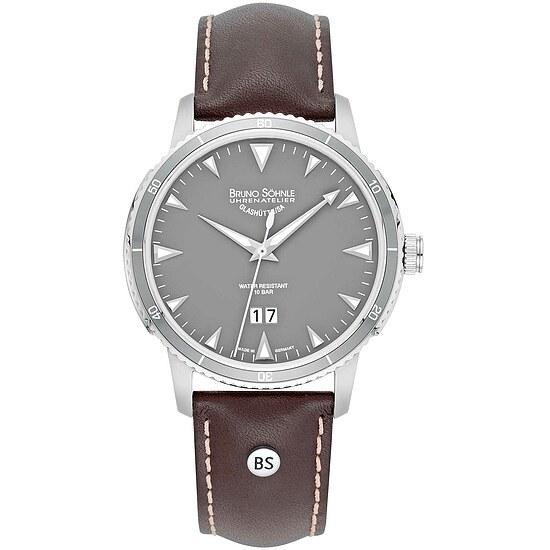 Glashütte Uhren-Serie 17-13207-841 Herrenuhr Fano