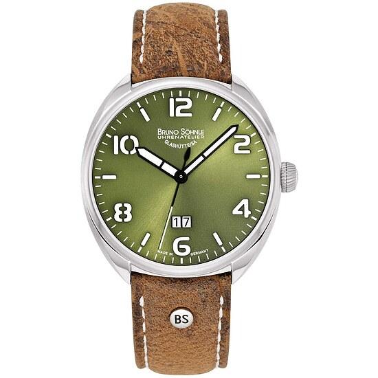 Glashütte Uhren-Serie 17-13209-661 Herrenuhr mit Grossdatum der Serie La Spezia 2
