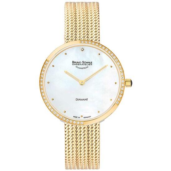 Bruno Söhne Damenuhr 17-23171-954 der Uhrenserie Nofrit Brillant