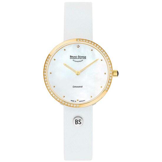 Bruno Söhne Damenuhr 17-23171-953 der Uhrenserie Nofrit Brillant