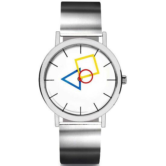 Uhren Serie Bauhaus Quarz von 4D85I-PS