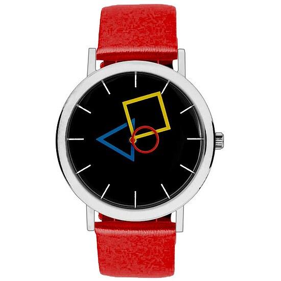 Uhren Serie Bauhaus Quarz von 4D86IR