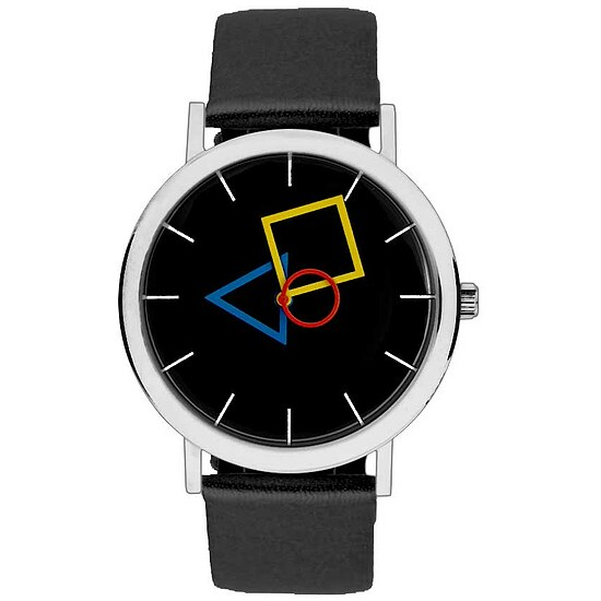 Uhren Serie Bauhaus Quarz von 4D86IS