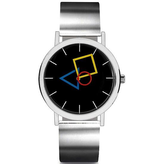 Uhren Serie Bauhaus Quarz von 4D86I-PS