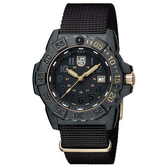 Uhr von 3501.GOLD Navy Seal Serie 3500