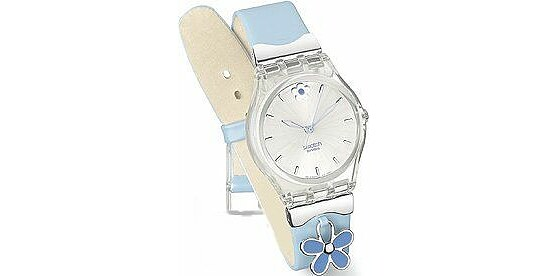 Swatch Gent GE 160 Woman In Blue
