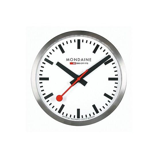 Mondaine Wall Clock 265 mm Art. A990.CLOCK.16SBB