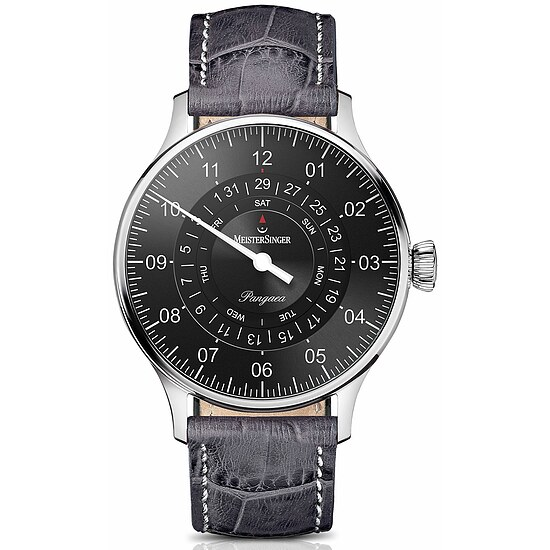 Image of Meistersinger Einzeigeruhr Automatic Pangaea DayDate PDD907