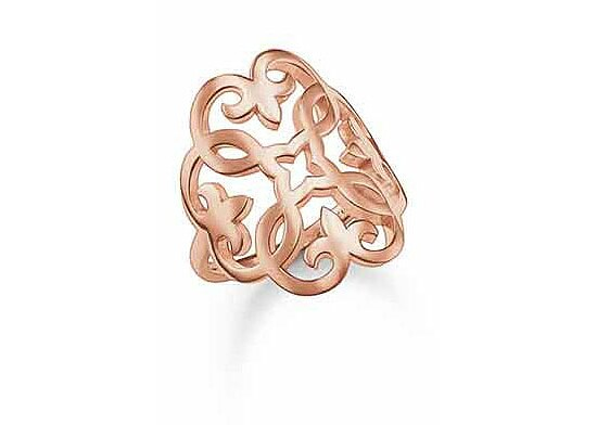 Thomas Sabo TR1988-415-12 GLAM & SOUL Silver rosé Ring Ornament