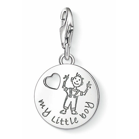 Thomas Sabo CC 1057 Anhänger Charm Club MY LITTLE BOY