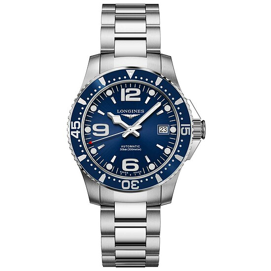 Longines Uhren L3.741.4.96.6 Herren-Sportuhr Automatik HydroConquest