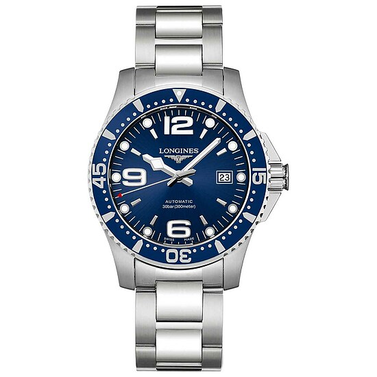 Longines Uhren L3.742.4.96.6 Herren-Sportuhr Automatik HydroConquest
