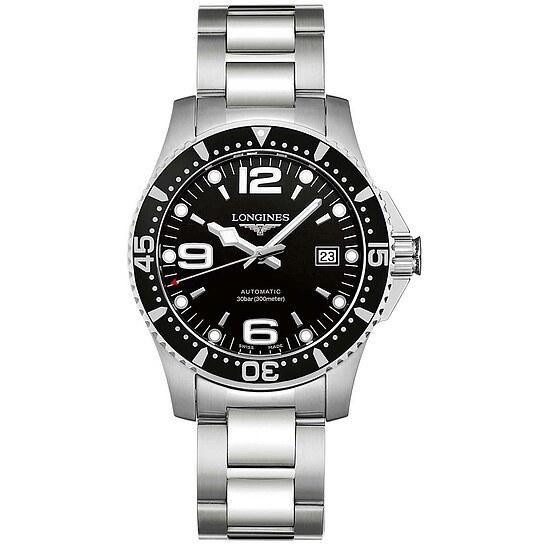 Longines Uhren L3.742.4.56.6 Herren-Sportuhr Automatik HydroConquest