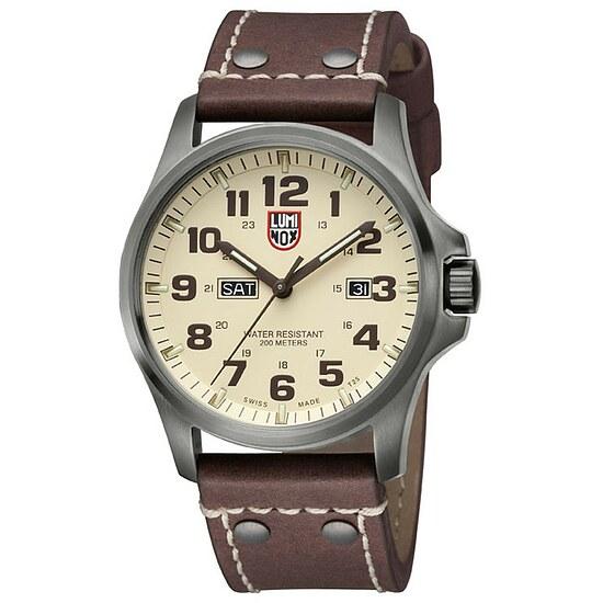 Uhr von Atacama Field Day Date A.1927