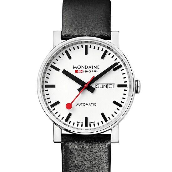 Image of Armband-Uhr Evo von Mondaine A132.30348.11SBB