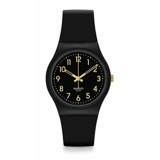 Swatch Uhr GB274 CLASSIC Gent Golden Tac