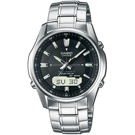 Uhren Funkuhr Wave Ceptor LCW-M100DSE-1AER