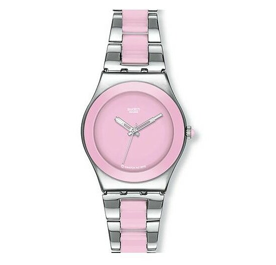 Swatch YLS 167 G Pink Ceramic