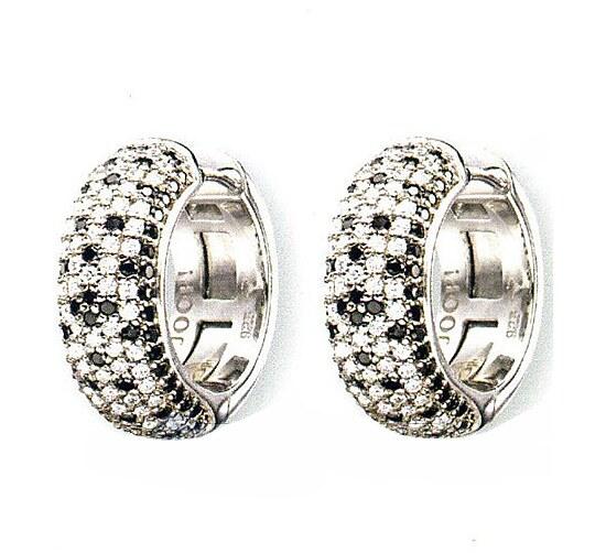 Kreolen von Joop! Silber-Schmuck JPC 090118A000 bei Uhrendirect - Markenuhren