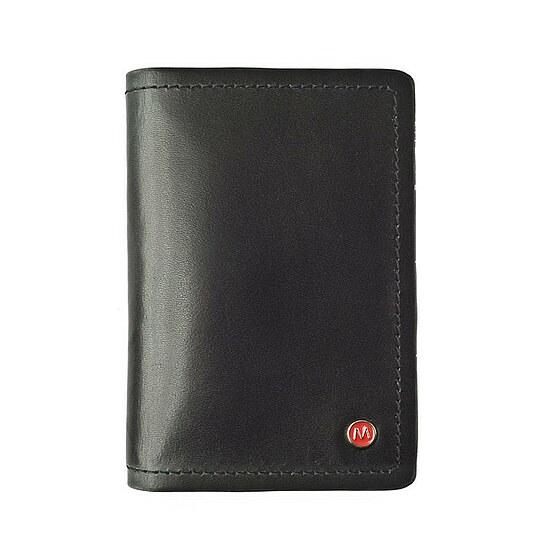 Lederaccessoirs von Creditcard holder black NAC.D008