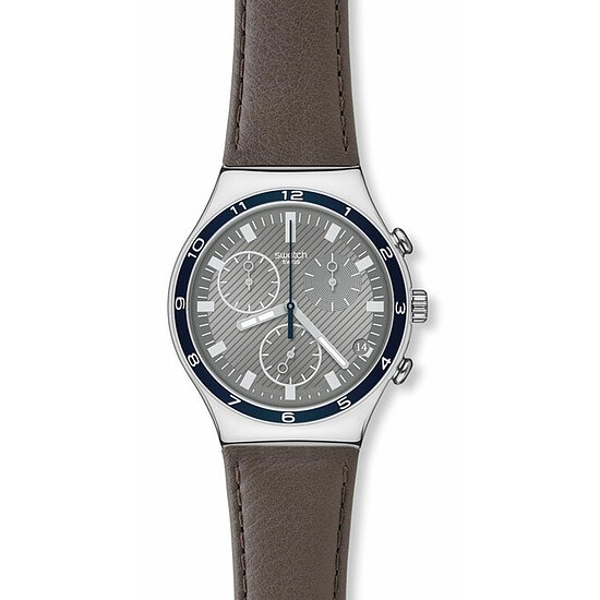 Swatch Uhr YCS541 Lifestyle Irony Chrono Bordering River