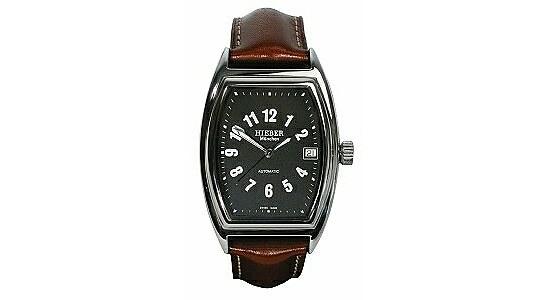 Image of Hieber Uhr 2002 Cintrex Curvex schwarz limitiert auf 50 Stück