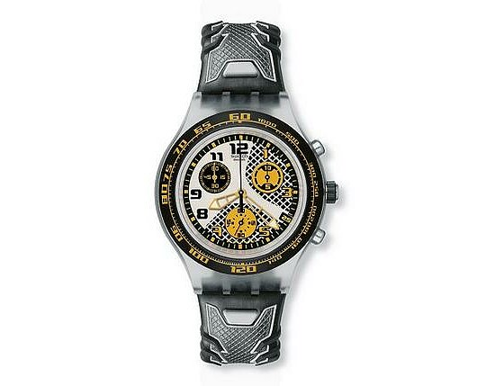 Swatch Diaphane SVCM 4006 Never Ends