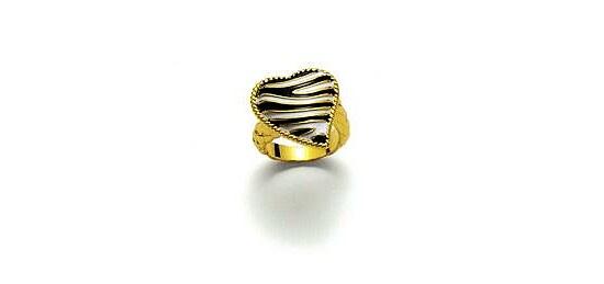 Image of Damen-Ring von Just Cavalli CI 908 Just Zebra